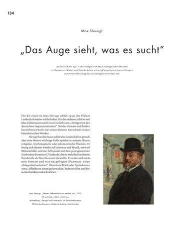 Page 136 of Max Slevogt – Das Auge sieht, was es sucht