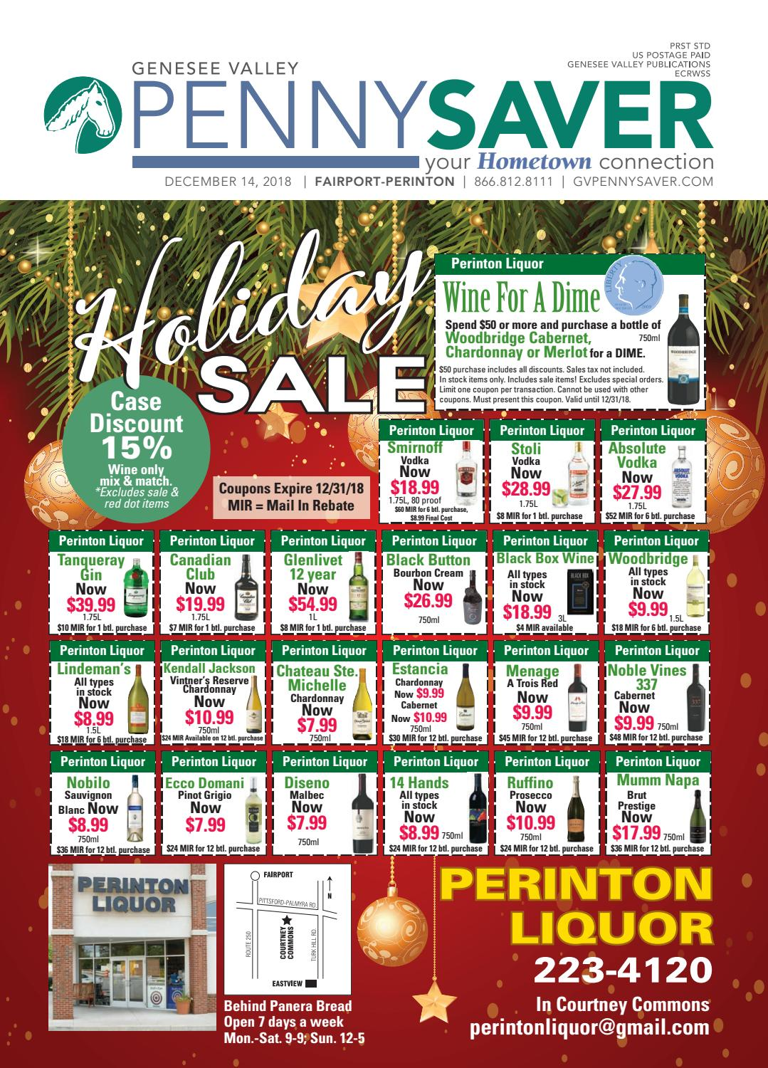 Fairport Perinton Edition Of The Genesee Valley Penny Saver By Publications Issuu