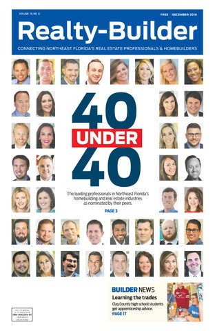 Realty Builder December 2018 By Daily Record Observer Llc Issuu
