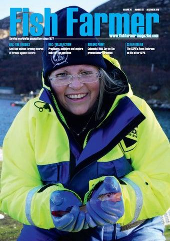 7613364721b Fish Farmer Magazine January 2016 by Fish Farmer Magazine - issuu