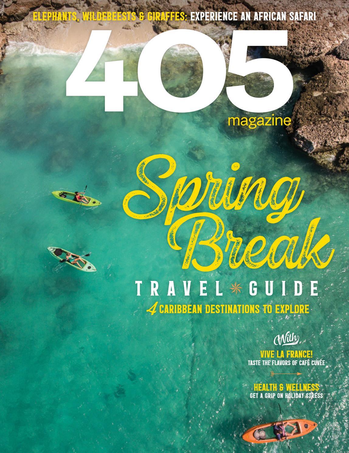 b5d0169732 405 Magazine December 2018 by 405 Magazine - issuu