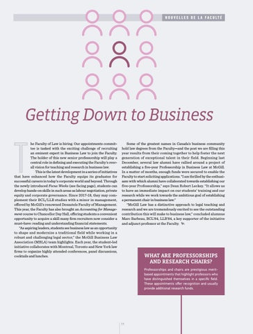 Page 13 of Getting Down to Business