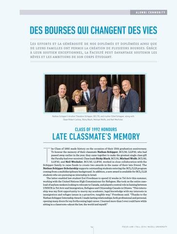 Page 18 of Des bourses qui changent des vies