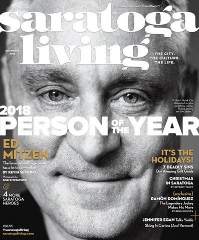 4a69450d saratoga living December 2108 issue by saratogalivingmagazine - issuu
