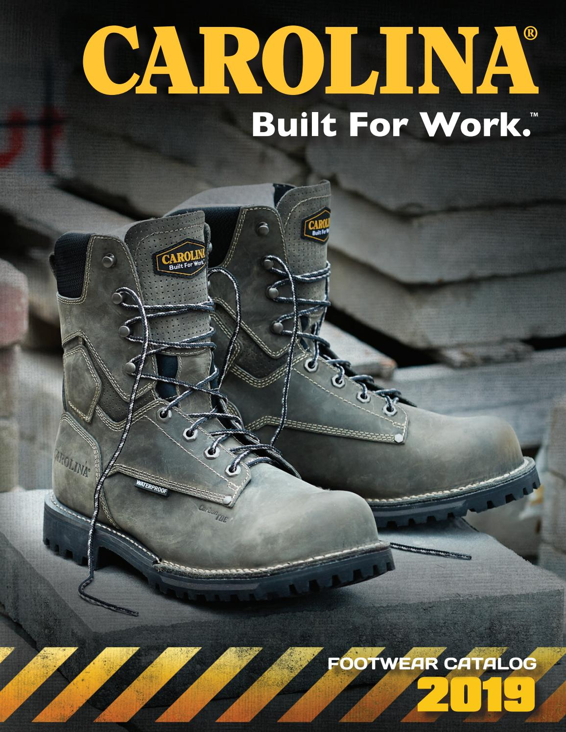 a7e75204bc7 2019 Carolina Catalog by HH Brown Work & Outdoor Group - issuu