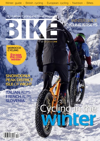 Winter guide - British cycling - European cycling - Nutrition - Bikes 79cf59ceb