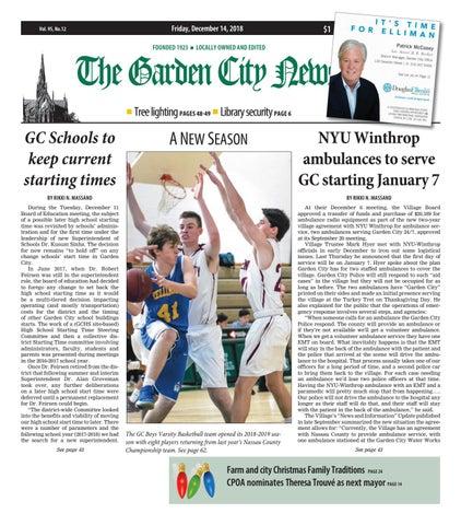 The Garden City News (12 14 18) by Litmor Publishing - issuu 526a9c518305b
