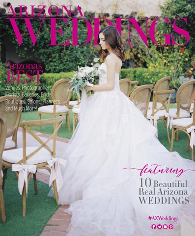 62249ba8e Arizona Weddings Magazine December-January 2019 by Arizona Weddings ...