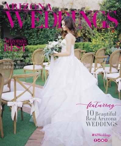 875dd5ab8b96 Arizona Weddings Magazine December-January 2019 by Arizona Weddings ...