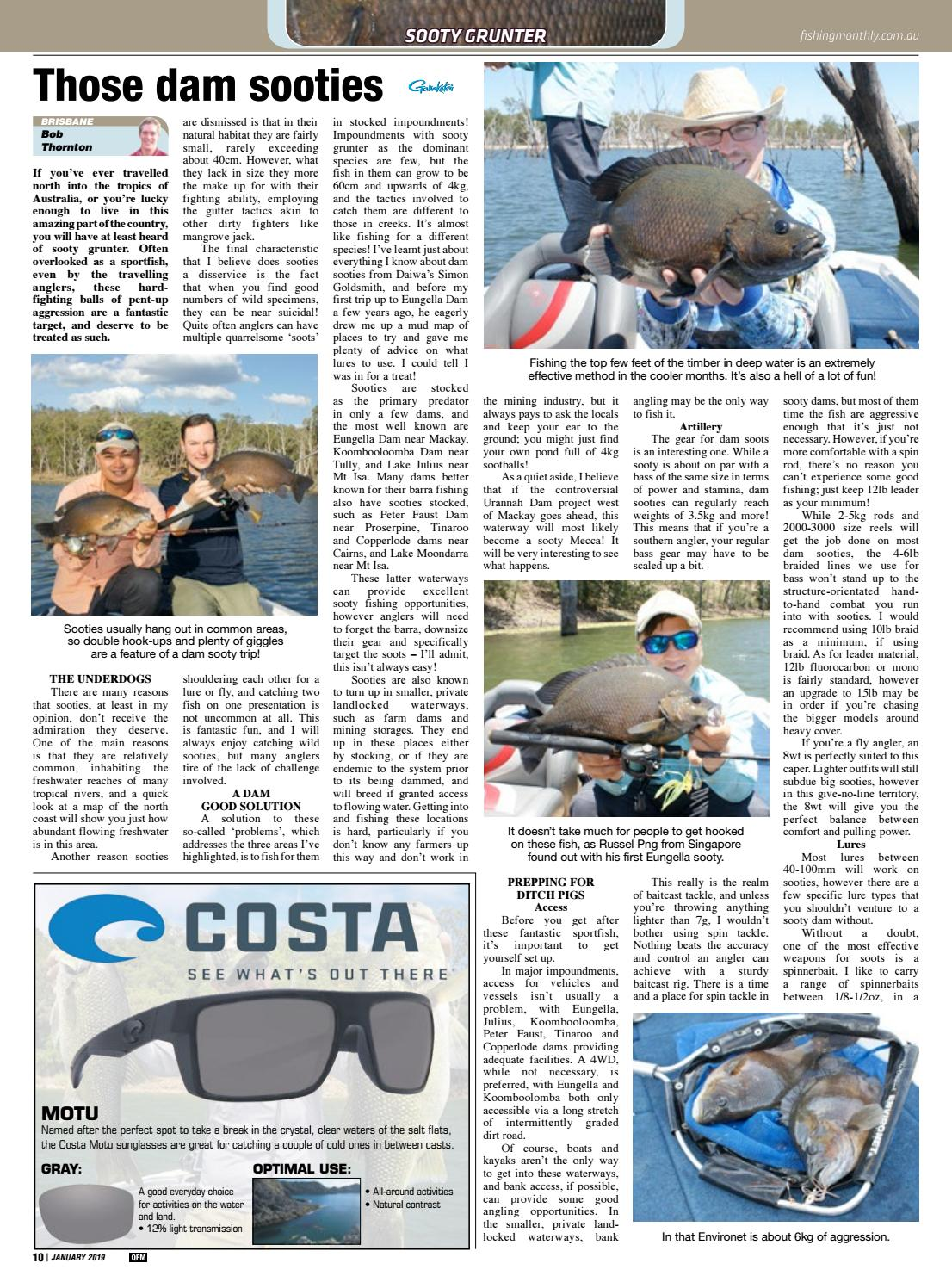 36f4e18909ce Queensland Fishing Monthly January 2019 by Fishing Monthly - issuu