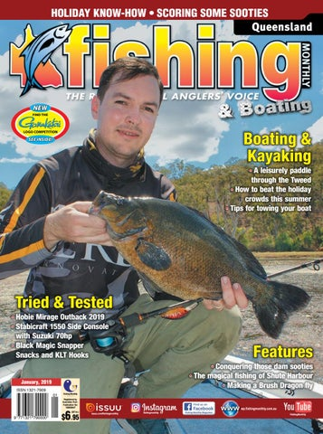 Queensland Fishing Monthly January 2019 by Fishing Monthly
