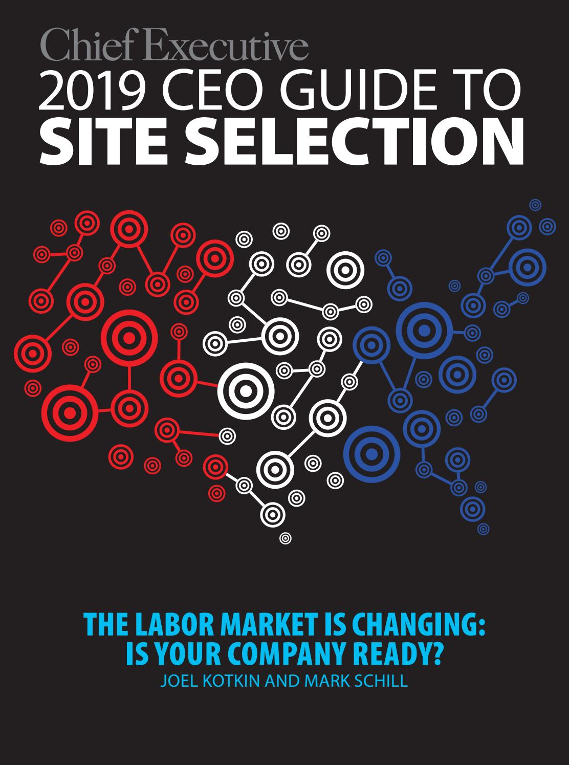 2019 CEO Guide to Site Selection by Chief Executive Group - issuu a3169e4be