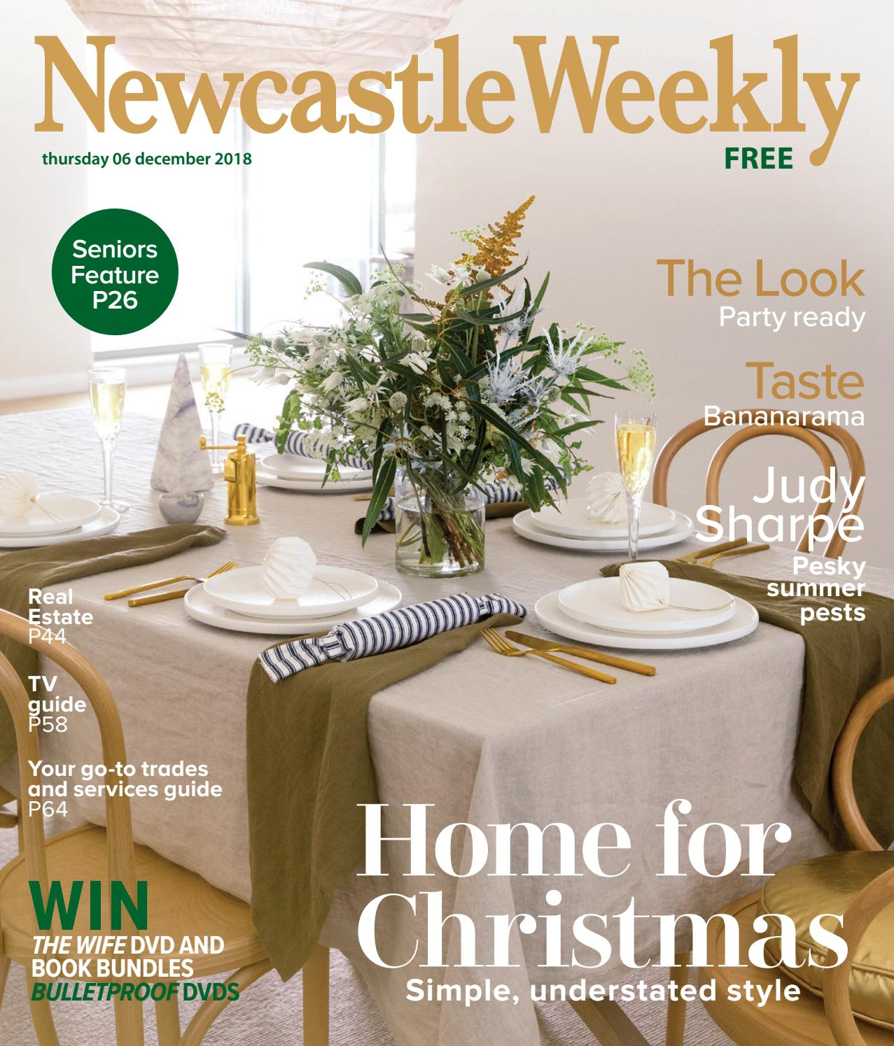06 december 2018 by newcastle weekly magazine issuu