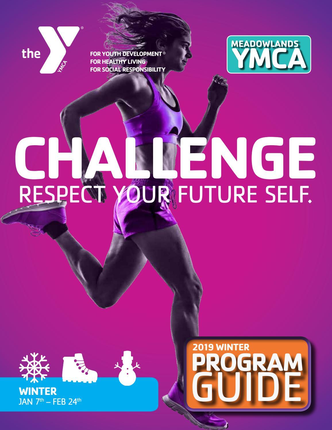 Winter Program Guide | Meadowlands YMCA by