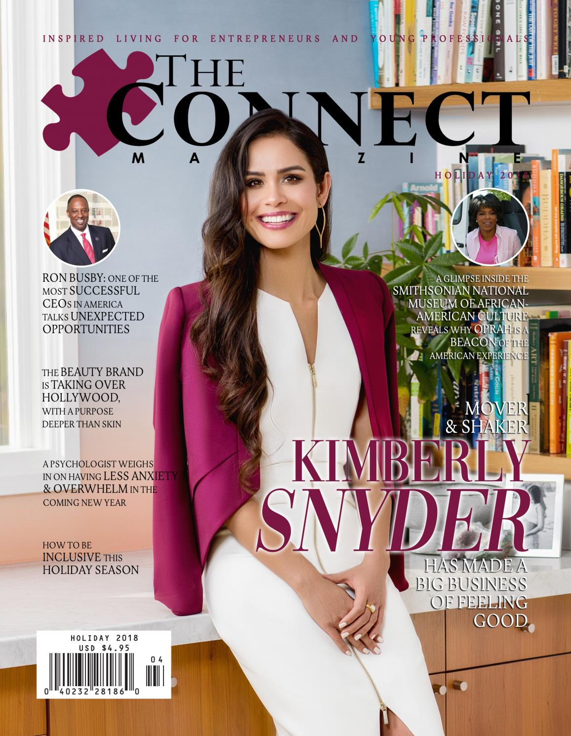 d459d6576f5 TCM-Holiday 2018 by The Connect Magazine - issuu
