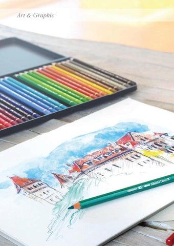 141 Single Faber-Castell - Art Grip Aquarelle Studio Pencil Delft Blue