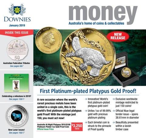 Specimen 1981 10c Ten Cent Uncirculated From Mint Set Royal Australian Mint