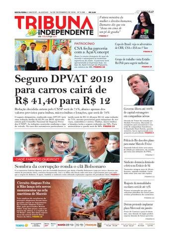 Edição número 3290 - 14 de dezembro de 2018 by Tribuna Hoje - issuu cd1d9e6ef00cf