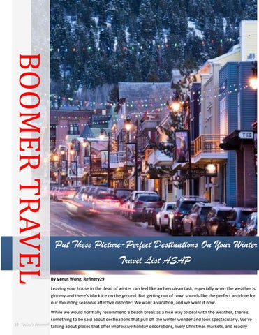 Page 10 of Boomer Travel Winter Travel