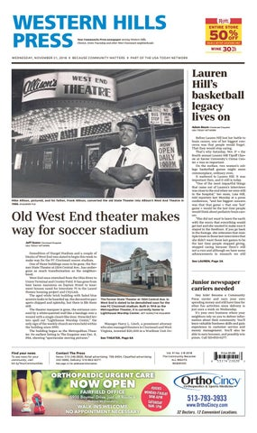 Western Hills Press 11/21/18 by Enquirer Media - issuu