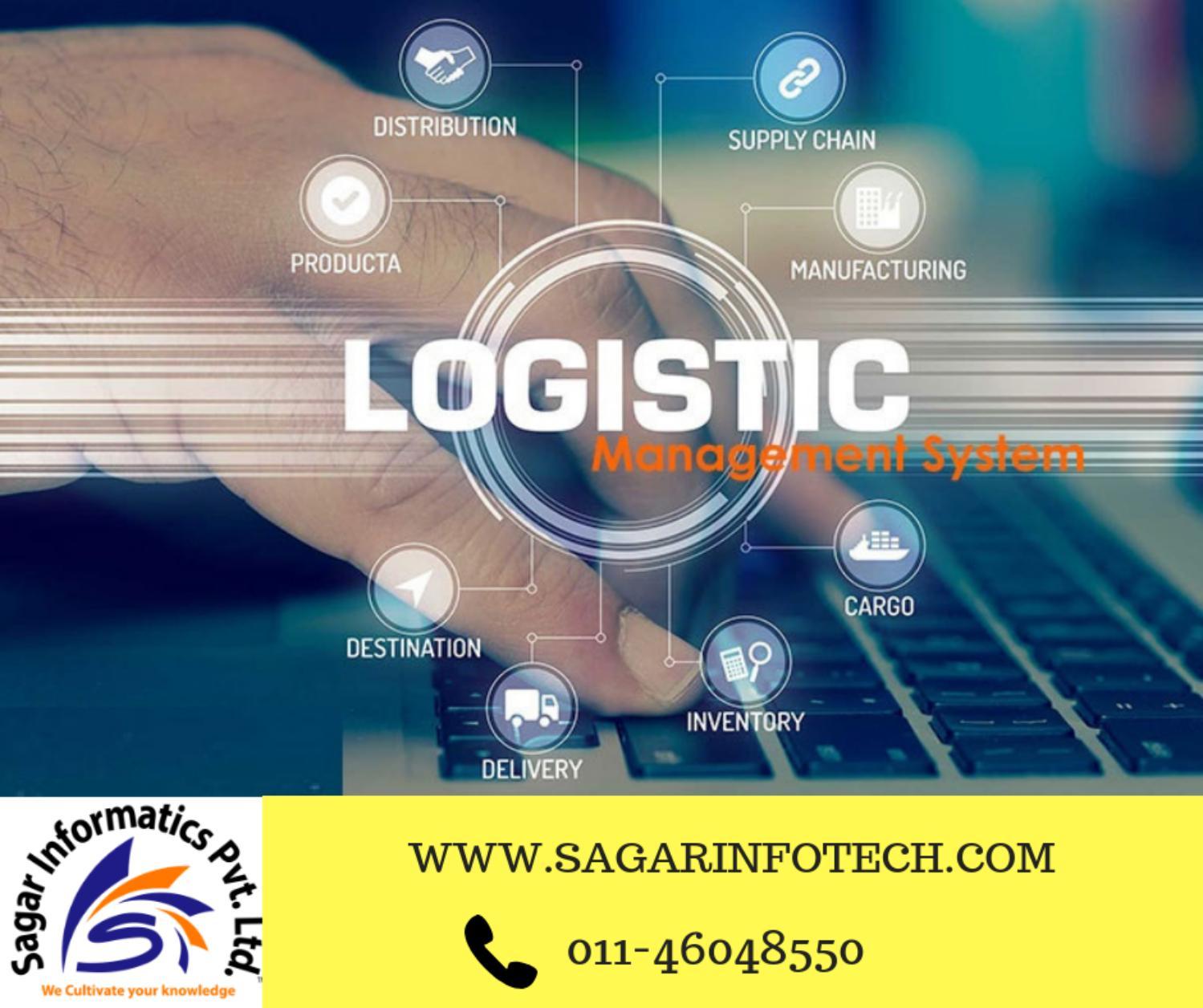 Logistics Management Software by Sagar Informatics Pvt  Ltd