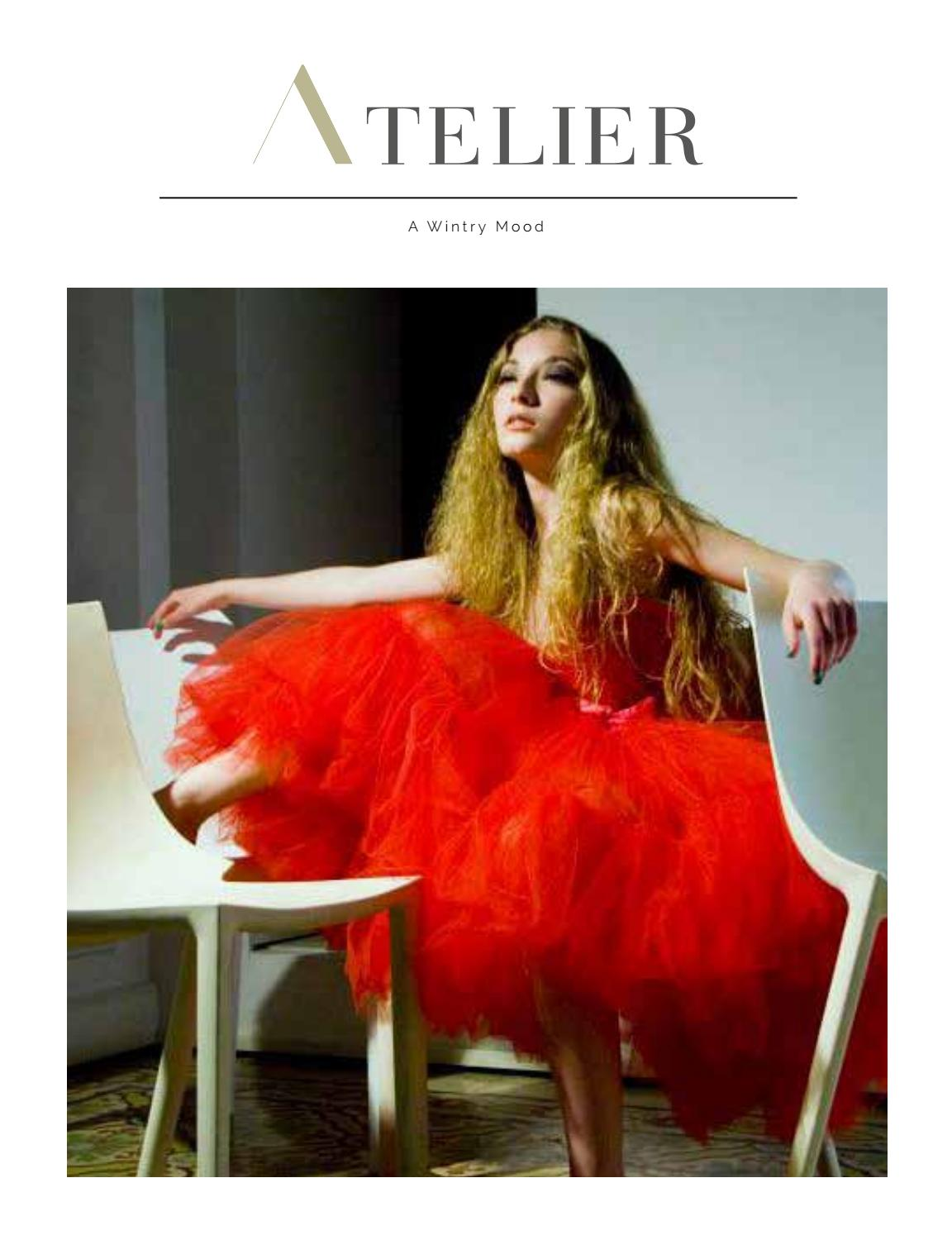 Atelier (Issue 02) by Union Print - issuu