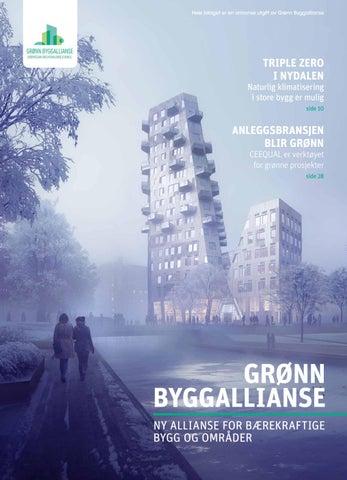 77571773 Hele bilaget er en annonse utgitt av Grønn Byggallianse