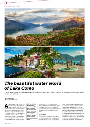 Page 102 of The Beautiful Water World of Lake Como, Italy