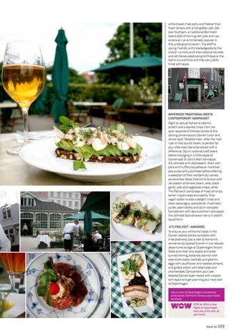 Page 109 of Copenhagen's endless array of smørrebrød