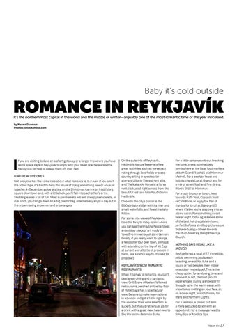 Page 27 of Romance in Reykjavik