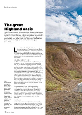 Page 40 of The Great Highland Oasis