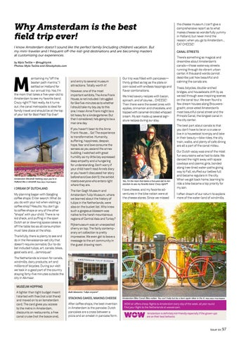 Page 97 of Why Amsterdam is the best field trip ever!