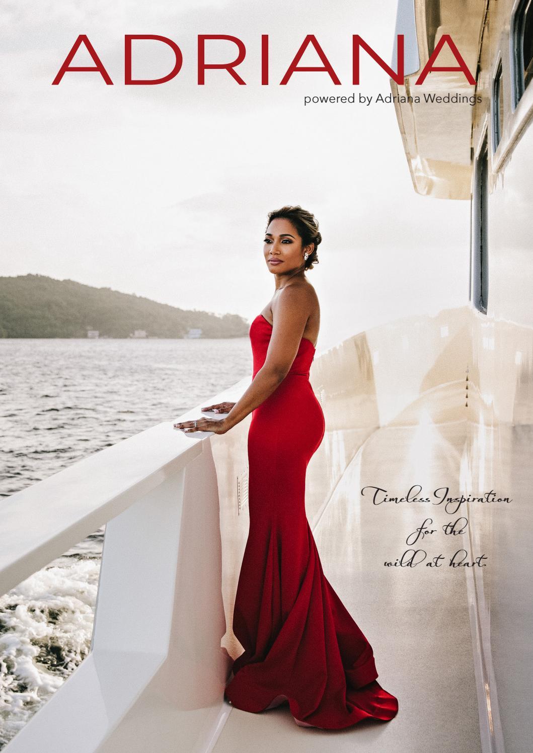 Adriana Weddings Destination Weddings Issue Ii By Adriana