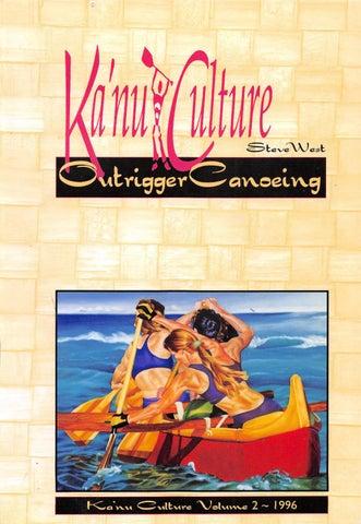 KANUculture Vol 2 1996 by Kanu Culture / Batini Books - issuu