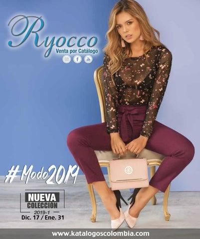 04af0e35be Catálogos Ryocco 2019 - 1 by Katálogos Colombia - issuu