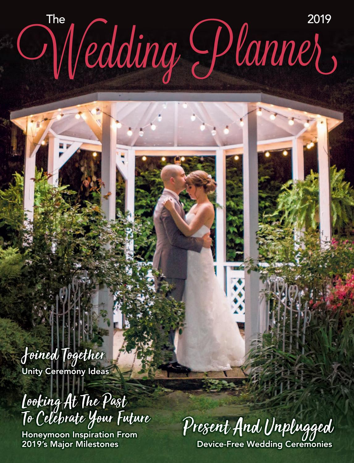 The Wedding Planner 2019 By Engle Printing Publishing Co Inc