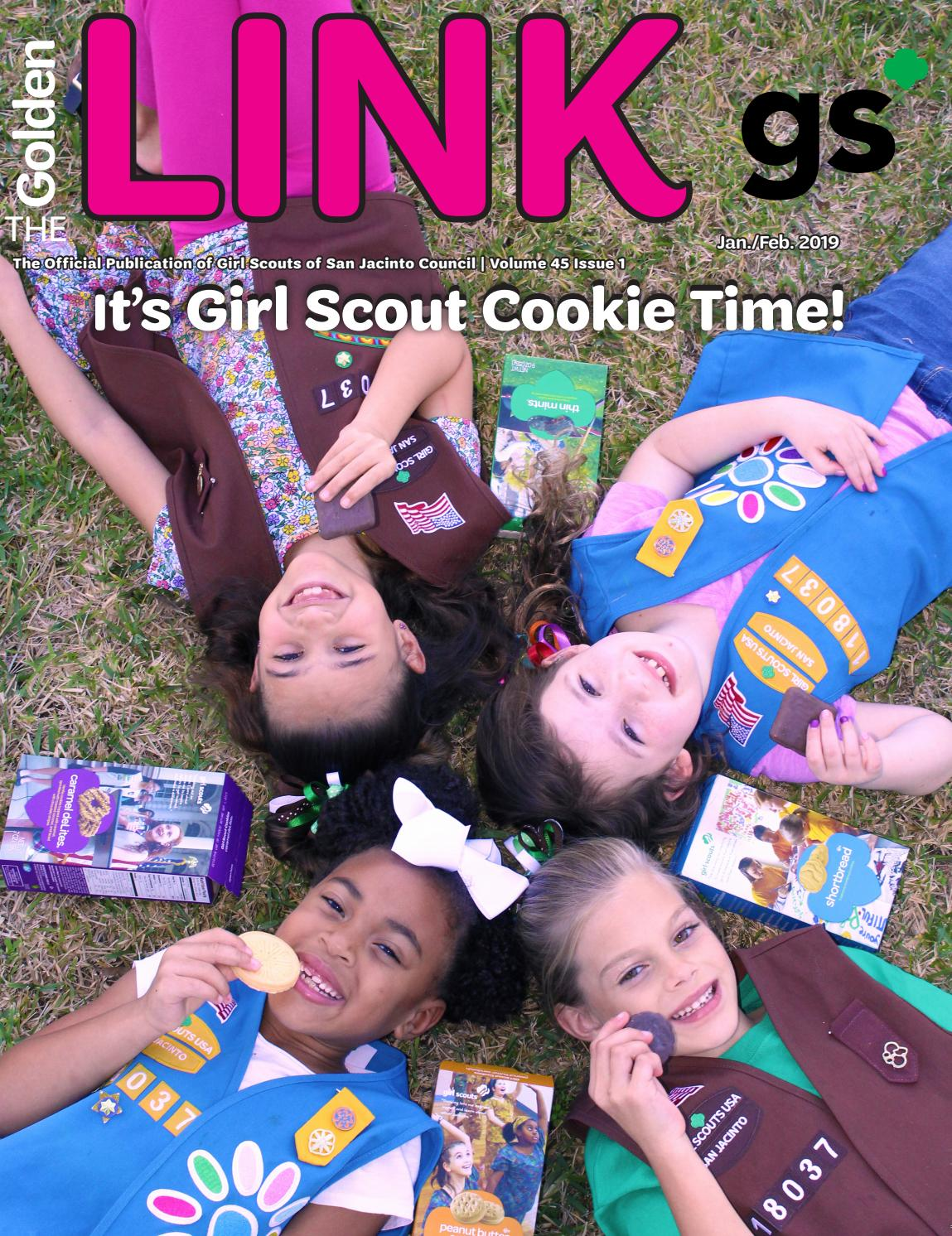 Girl Scout Cookies # 12-8 x 10 Tee Shirt Iron On Transfer Thin Mints