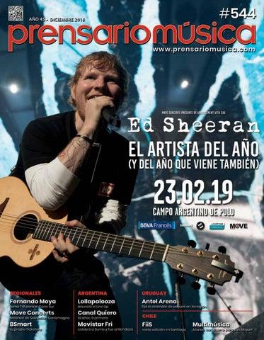 4fc396b4d2316 Prensario Música Diciembre 2018 by Prensario - issuu
