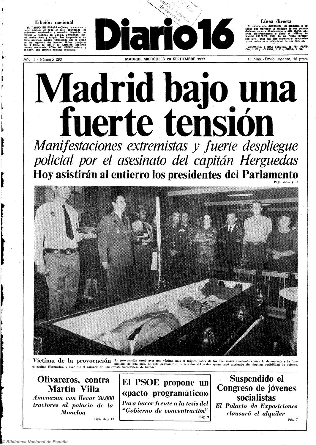 7b0ce694faf Diario 16. 28-9-1977 by diario16deburgos - issuu