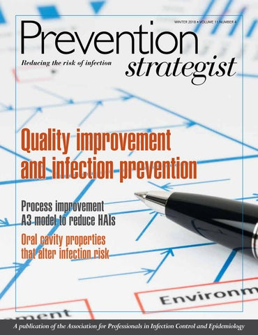 Prevention Strategist Winter 2018 By APIC Publications Issuu