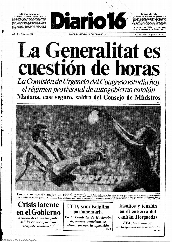 Diario 16. 29-9-1977 by diario16deburgos - issuu 922881d2496ba