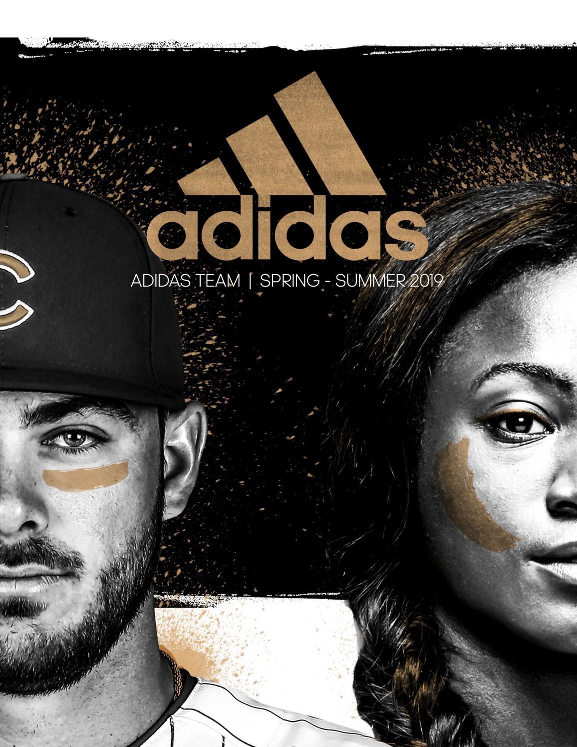 Adidas Catalogue Team Été 2019 by influencesport - issuu