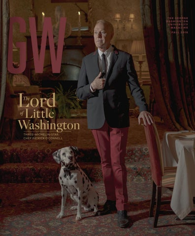 Fall 2018 by GW Magazine - issuu