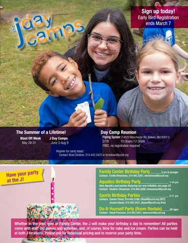64e14ead245a0 The J 2019 Winter/Spring Program Guide by Jewish Community Center ...