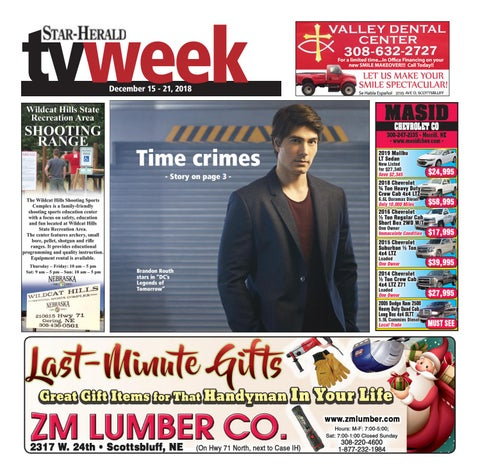 9b482b102 TV Week by Star-Herald - issuu