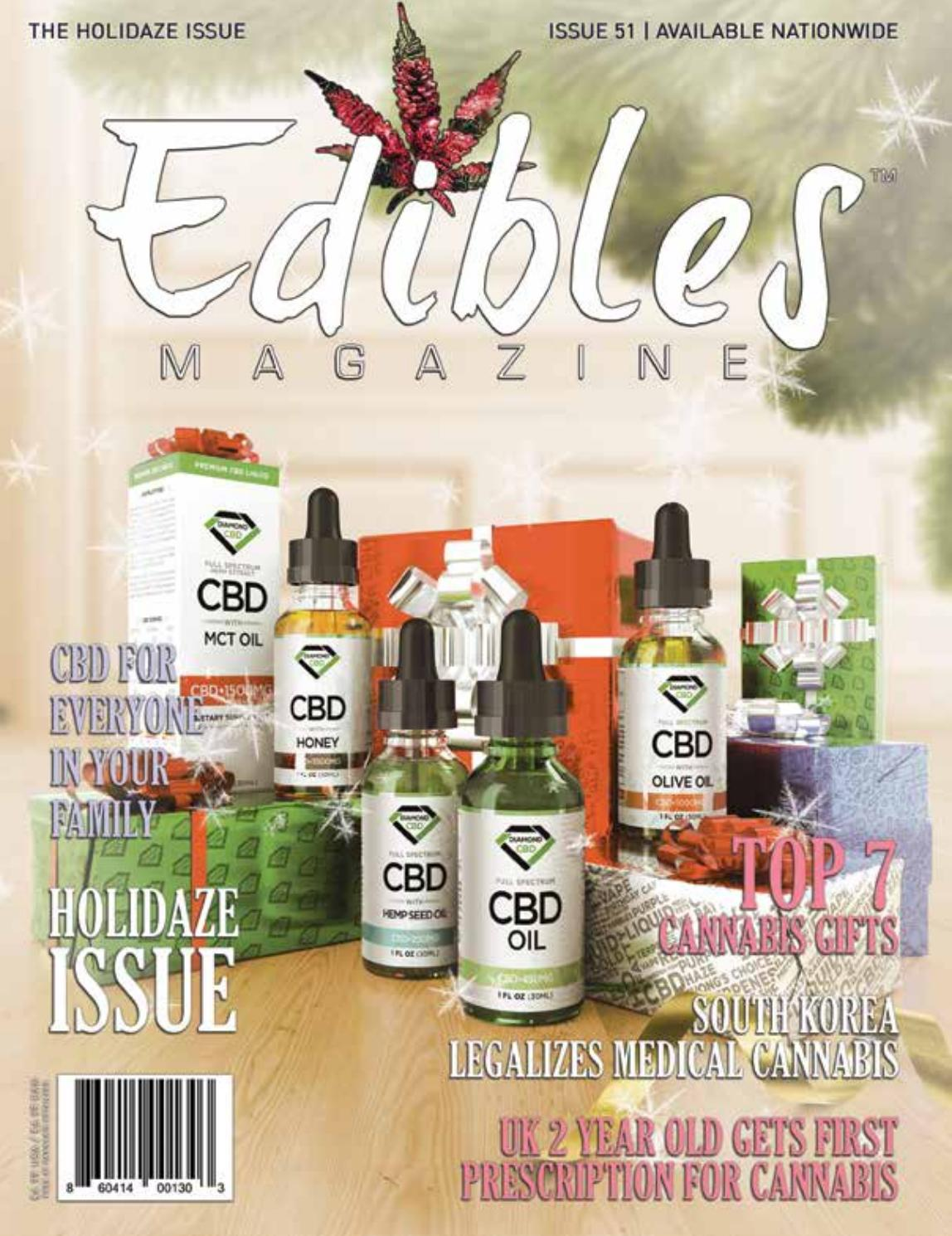 Issue 51 The 2018 Holidaze Issue