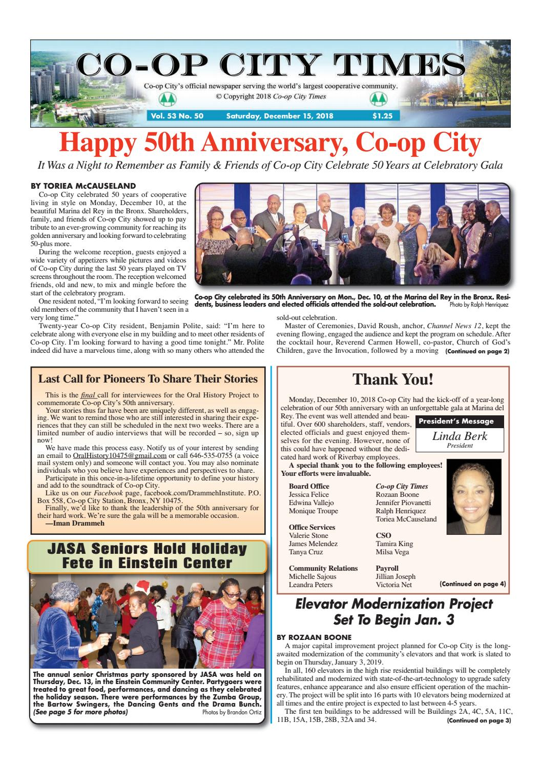 4dc5c2926757 Co-op City Times 12 15 18 by Co-op City Times - issuu