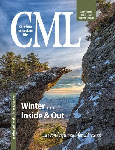 07467149e Carolina Mountain Life, Winter 2018/19 by Carolina Mountain Life ...
