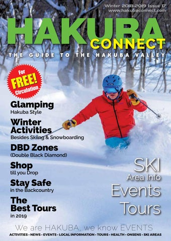 1d20ccdfc7 Hakuba Connect 2018-2019 by Snow Connections - issuu