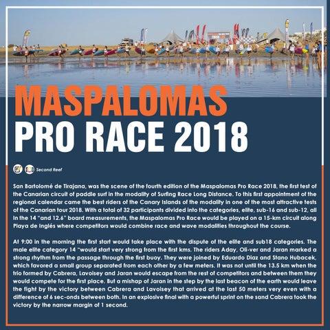 Page 124 of Maspalomas Pro Race 2018 Up#23 . Up Suping Magazine